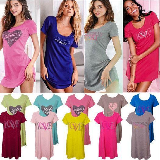 Женские ночные сорочки и Рубашки Summer dream 2015 nightgowndress shortsleeve WP15082 ночные сорочки you