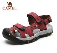 women beach sandals 2015 CAMEL brand new design outdoor shoes sandals
