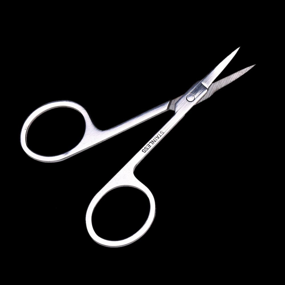 Косметические ножницы Eyebrow Scissor SW194 multipurpose laser scissor straight cutting scissor