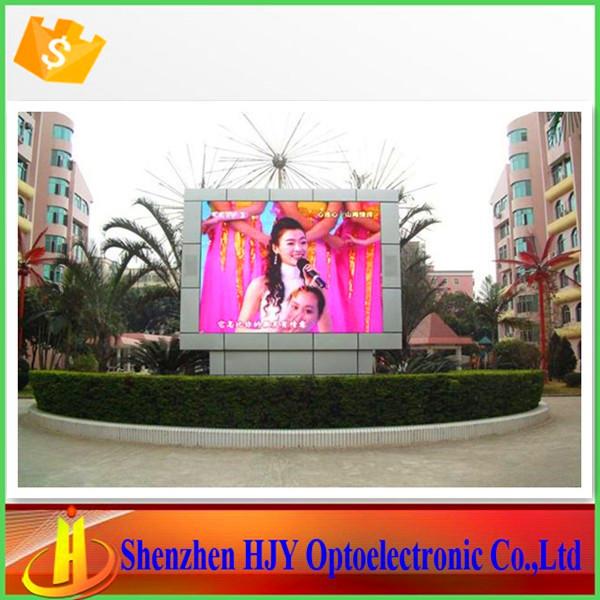 Cheap price p10 outdoor led display panel(China (Mainland))