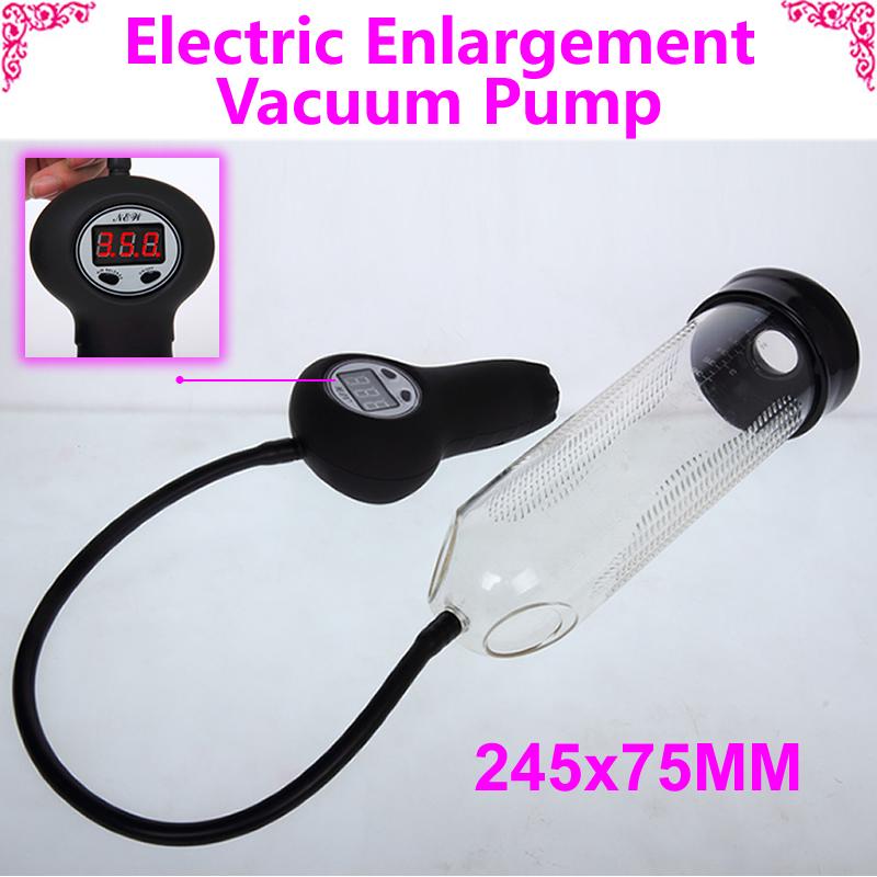 2015 new arrival auto electric enlargement vacuum pump for men(China (Mainland))