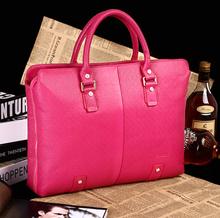 Waterproof Solid 12 14 15 inch proof watertightness  notebook bags case messenger Shoulder bags men women Computer laptop bag