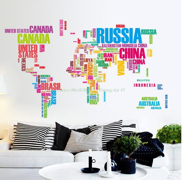 ... slaapkamer home decoratie kunst aan de muur stickers van betrouwbare