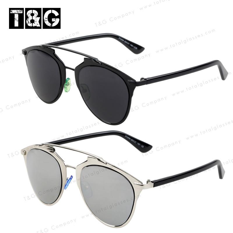 Женские солнцезащитные очки T&G Aviador Oculos Gafas Feminino 2015