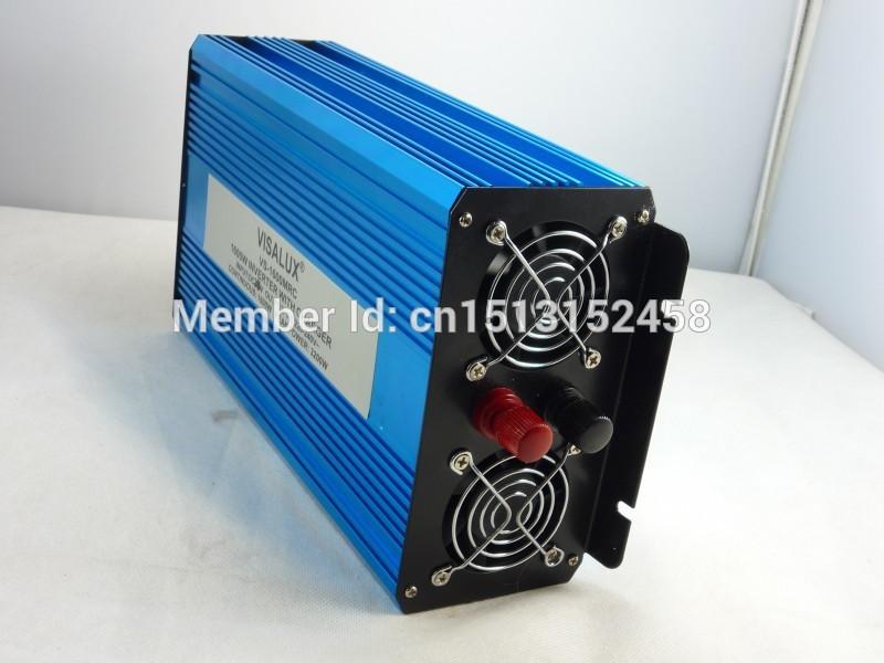 Fedex Freeshipping! 2000W/2kw Invertor Pure Sine Wave Invertor ,2000W/4kw Peak power Invertor, Solar Wind Invertor(China (Mainland))