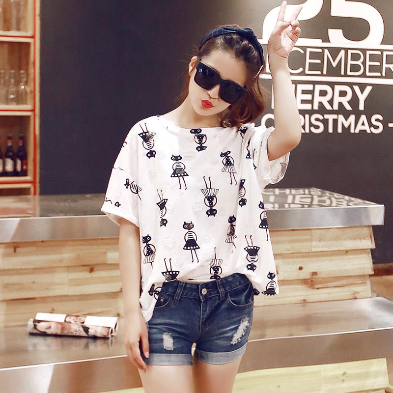 Женская футболка OEM 2015 t t Dropshipping SX5361 M/L/XL женская футболка t 2015