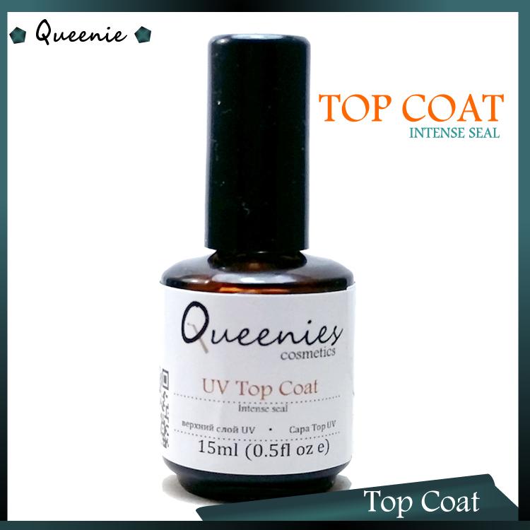 Лак для ногтей 15 Queeniess 2015 top Coat лак для ногтей skinfood nail vita top coat 10 мл