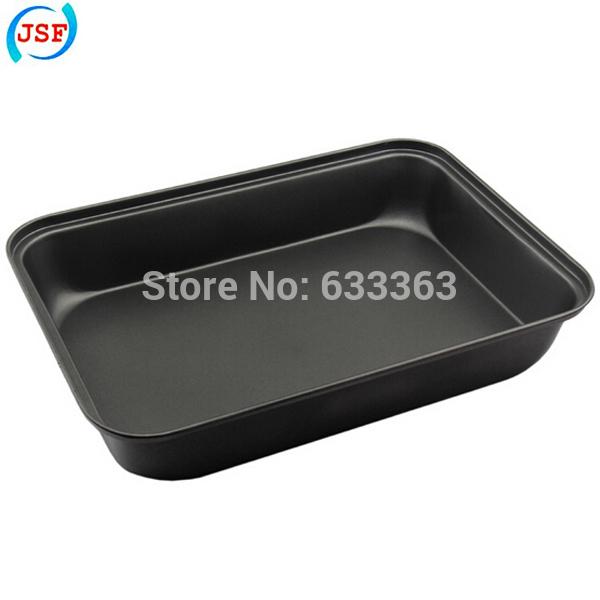 Wholesale Big Size Oblong Shape Ovenware Pizza Pans, JSF-Pan-1009(China (Mainland))