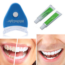 Stylish Beauty Laser Teeth Whitening Device Whitener Tooth Bleaching Tools Set