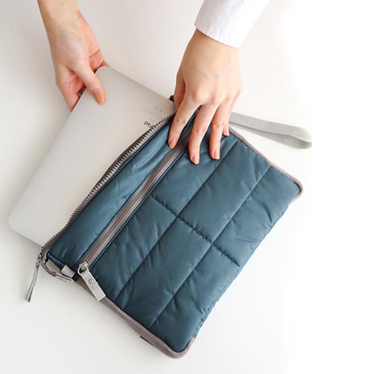 New Nylon Portable Travel Pouch Handbag Multifunction Organizer Bag High Quality Storage Bag(China (Mainland))