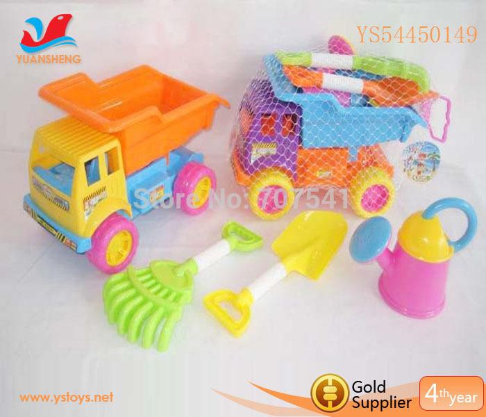 High Simulation Sand Beach Toys Truck For Kid Beach Waterwheel Toy(China (Mainland))