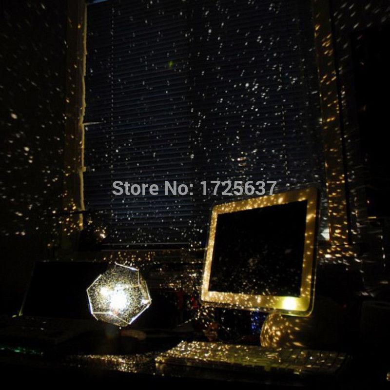 Edificatory DIY Seasonal Star Sky Projection Light Star Projector Night Light(China (Mainland))