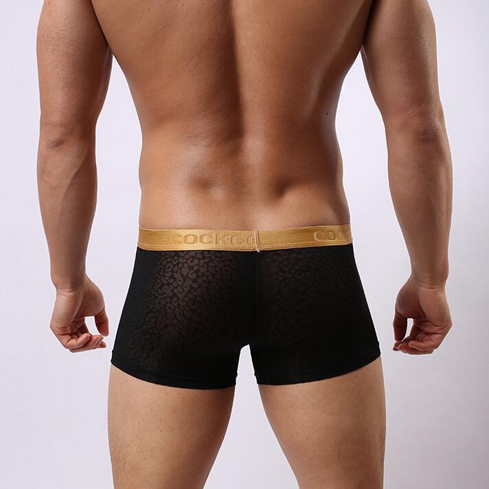 7 цвета доступны для мужчин u выпуклых трусики нейлоновые шорты бренда трусы с розничной упаковке #y1001
