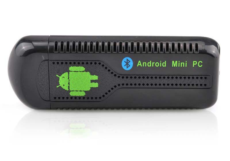 UG007 Dual core Cortex A9 8G WiFi Bluetooth Mini PC Android 4.1 HD 1080P Google TV Box Dongle Stick(China (Mainland))