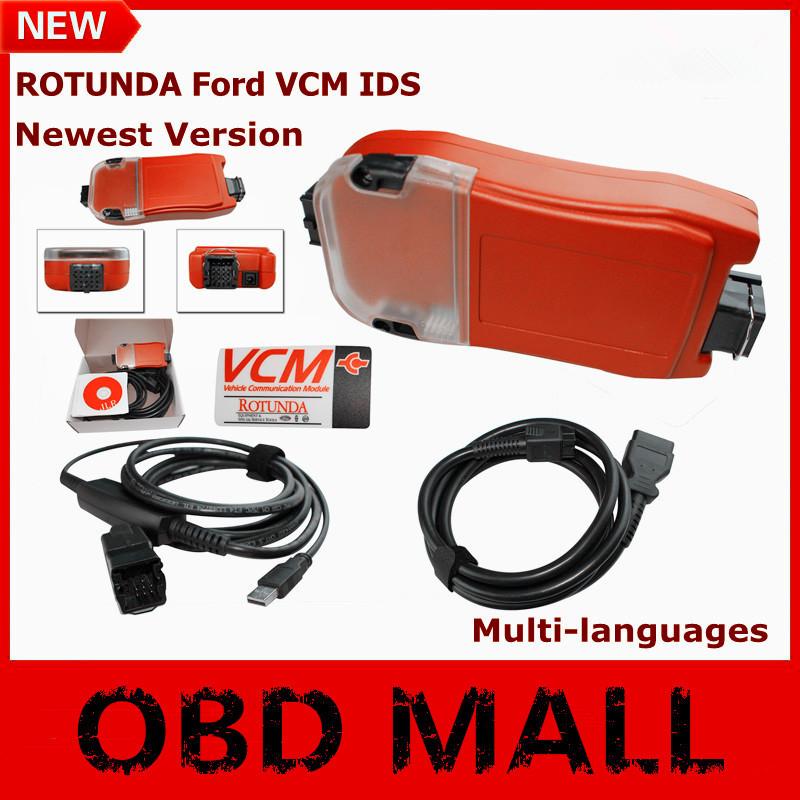 2015 New Arrival Vcm Vehicle Communication Moudle For FORD VCM IDS For Ford V86 For Mazda/L R&JLR V131 Diagnostic tool VCM IDS(China (Mainland))