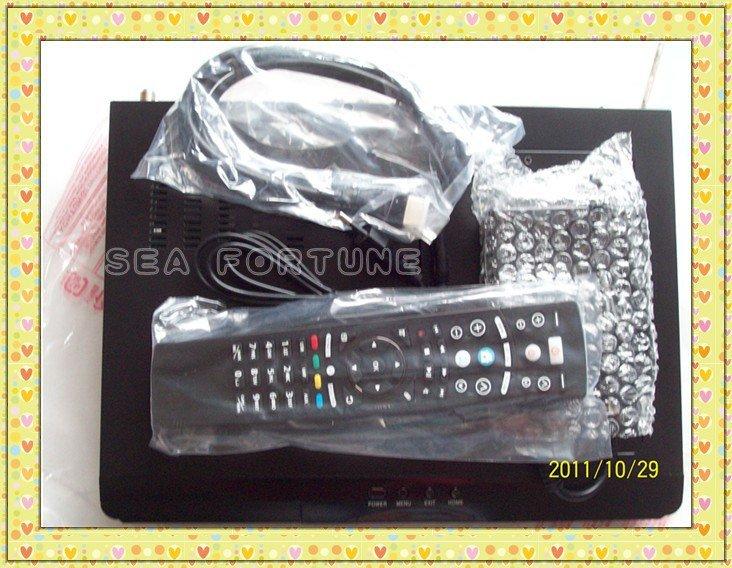 AZBOX PREMIUM HD PLUS twin tuner receiver 2*DVB-S2 tuner(China (Mainland))