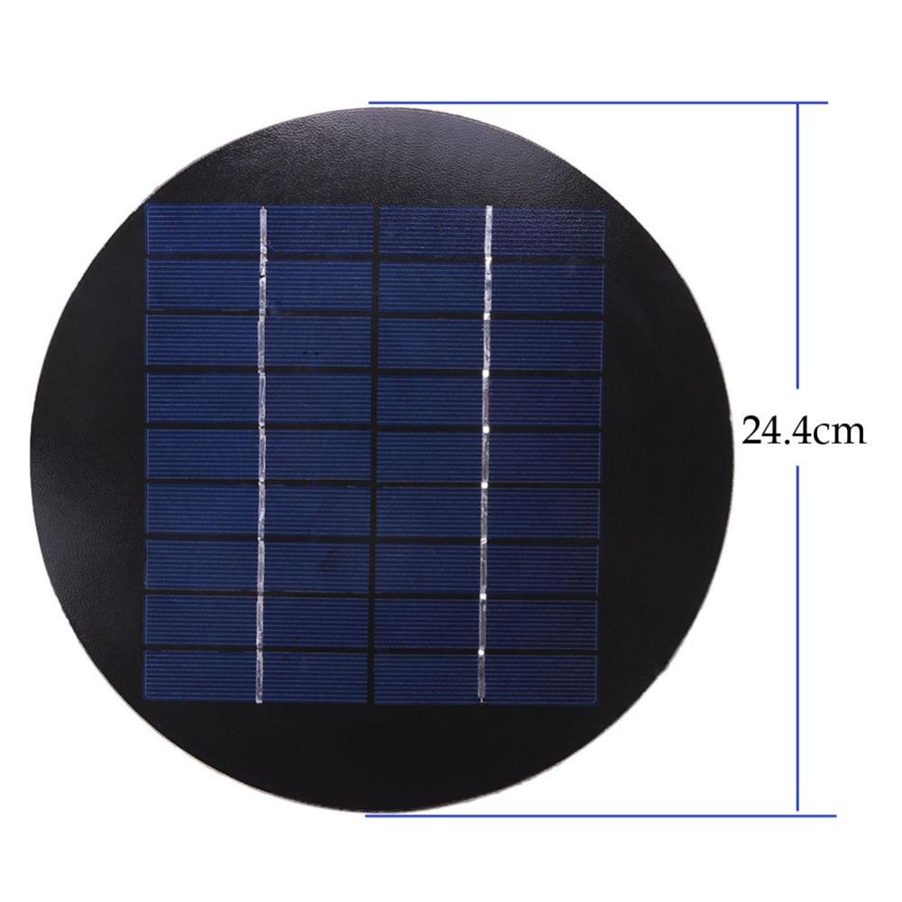 Popular Circular Solar Panel-Buy Cheap Circular Solar Panel lots from ...