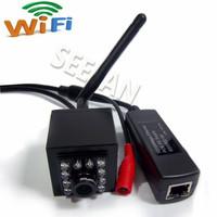 1920*1080P 2MP WIFI Camera ONVIF IR CUT Night Vision P2P Plug and Play Mini WIFI POE IP Camera, free shipping