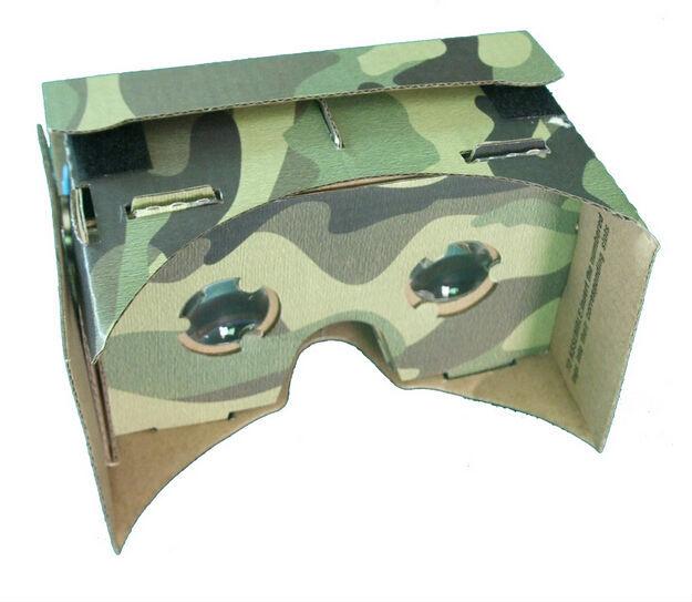 3D-очки TOHOM Google VR 3D 3D freewith NFC TPDG - 023 3d очки other vr diy google 3d 5 0 google vr 3d