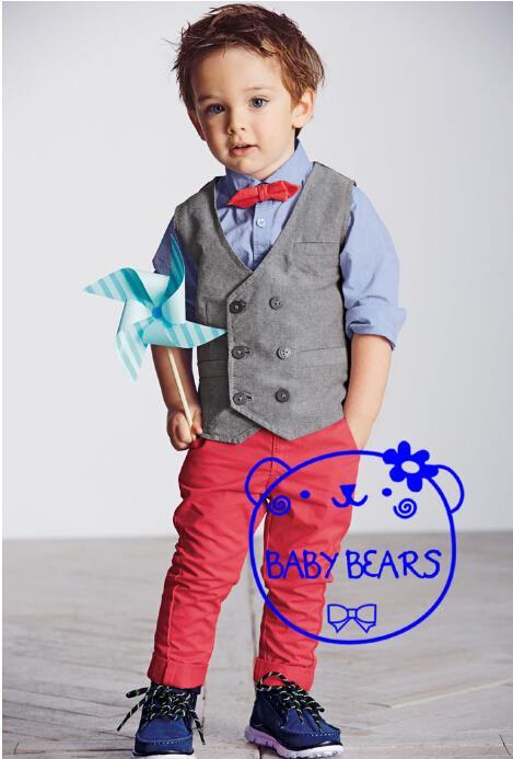 Одеваем мальчика на новый год