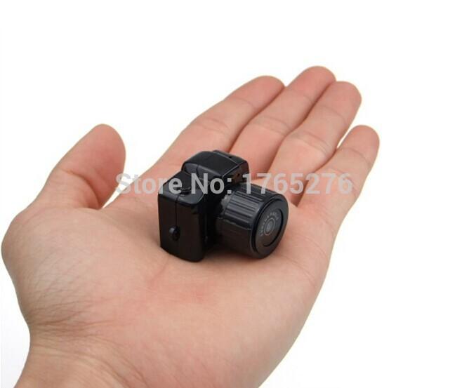 Hot Sale Mini HD Video Camera Small Mini Pocket DV DVR Camcorder Recorder Web Cam Free Shipping(China (Mainland))