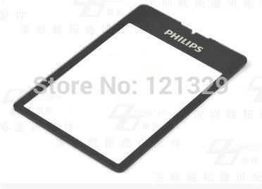 Original Glass lens FOR Philips Xenium x320 Original (NO Digitizer Touch ) Screen HK free shipping(China (Mainland))