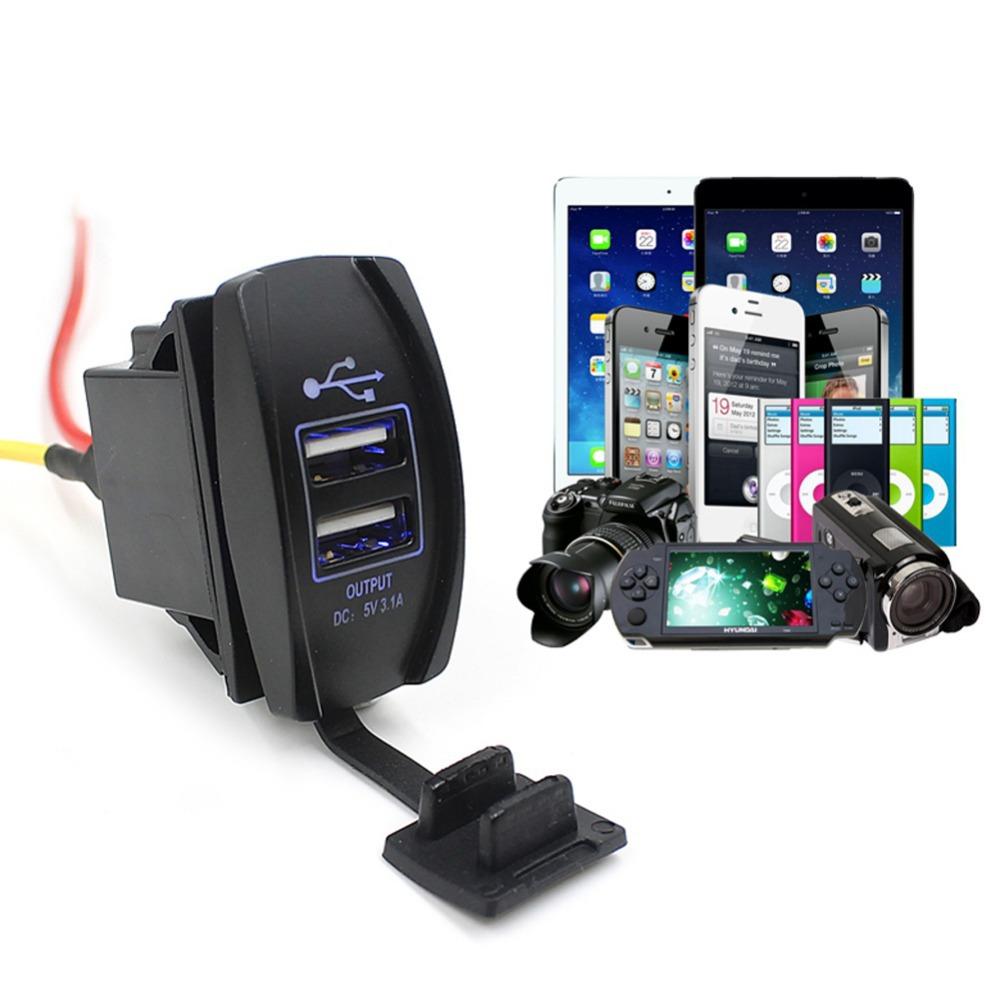 Инвертирующий усилитель мощности Vakind 3.1a USB LED NVIE  вольтметр vakind yb27a led ac60 300 2 tae 76553 01