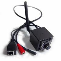 960P Wireless Mini IR Wifi IP camera Audio camera Mini Wifi 940nm Led Ir Ip Camera With IR Cut cctv camera Night Vision HI3518E