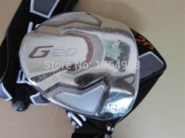 "G20 Driver G20 Golf Driver OEM Golf Clubs 9.5""/10.5"" Degree Regular&Stiff Flex Graphite Shaft Come With Head Cover(China (Mainland))"