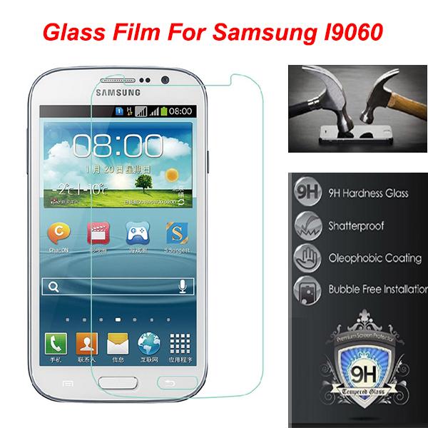 Для Samsung GALAXY Гранд Neo Плюс I9060I Закаленное Стекло экрана протектор 2.5 9 H безопасности Защитную Пленку на I9060 Дуэта i9082