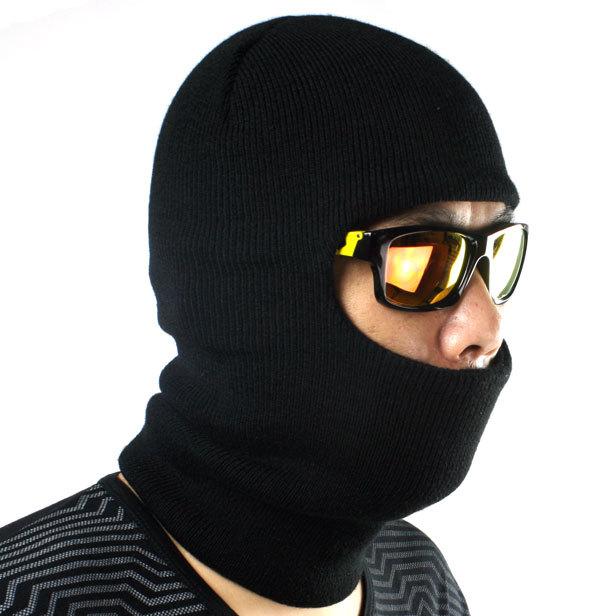 Hat Bandit Mask Tiger Hat