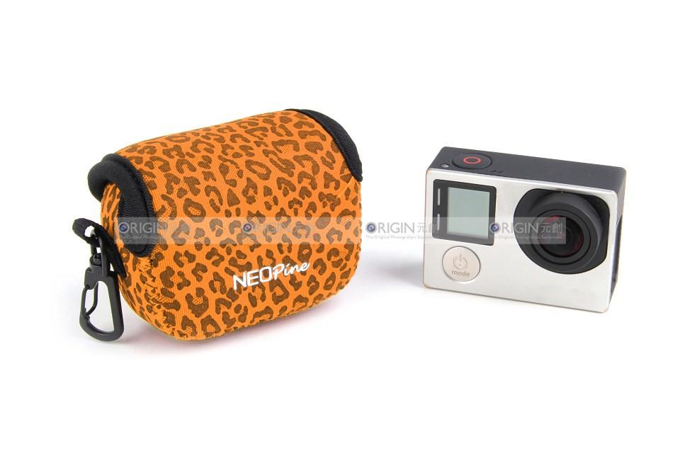 Сумка для видеокамеры NeoPine gn/6 GoPro GN-6 Orange