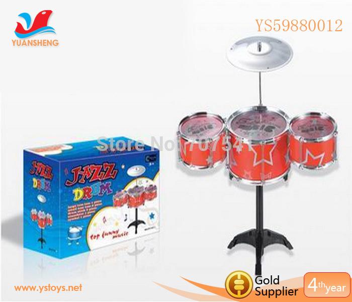 Novelty Childrens Toys Children Musical Toys Jazz Drum Kit Education Toys For Kids(China (Mainland))