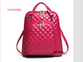 2015 New Arrive Fashion Famous Brand Women's Backpack Ladies PU Bag