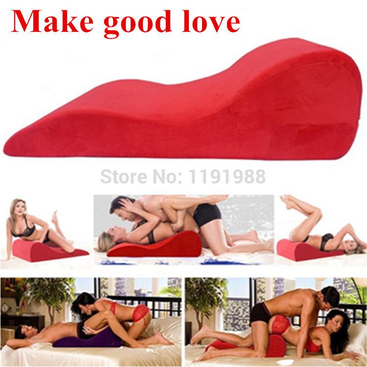 Подушка в сексе