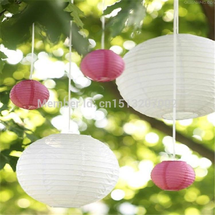 Wholesale 10pcs 16'' (40cm) Paper Lanterns Chinese Lanterns for Party,Birthday,wendding ...Free Shipping(China (Mainland))