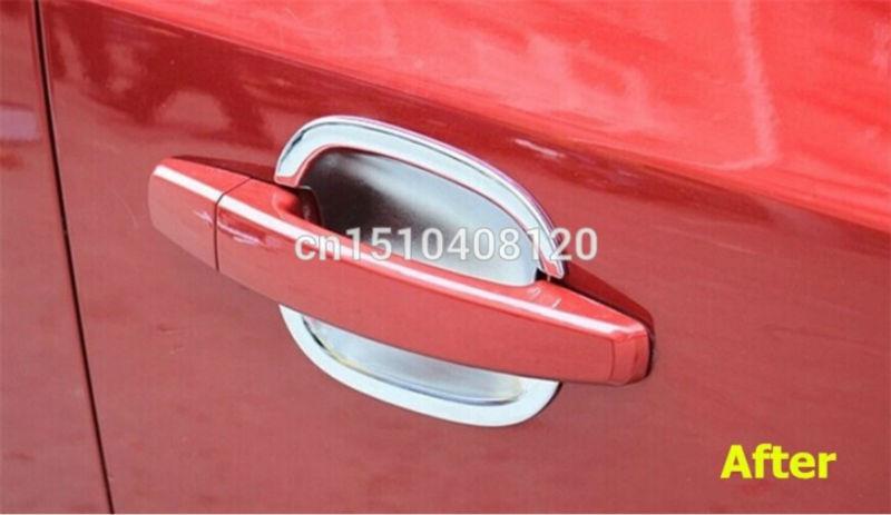 Наклейки DongZhen Auto ABS Trim Chevrolet Cruze 2009/4 наклейки dongzhen auto 2015 chevrolet cruze 1set 1
