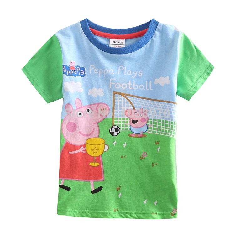 Football Sleeve For Plays Play Football Kids t Shirt