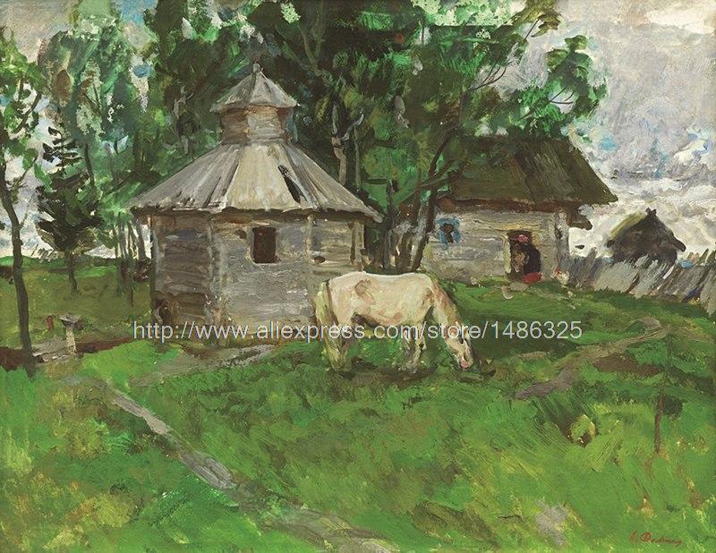Online kopen wholesale equine abstract schilderij uit china equine abstract schilderij for Moderne villa decoratie