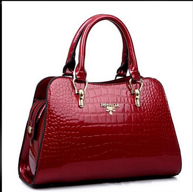 Маленькая сумочка YES 2015 Tote Messenger femininas genuine leather bag