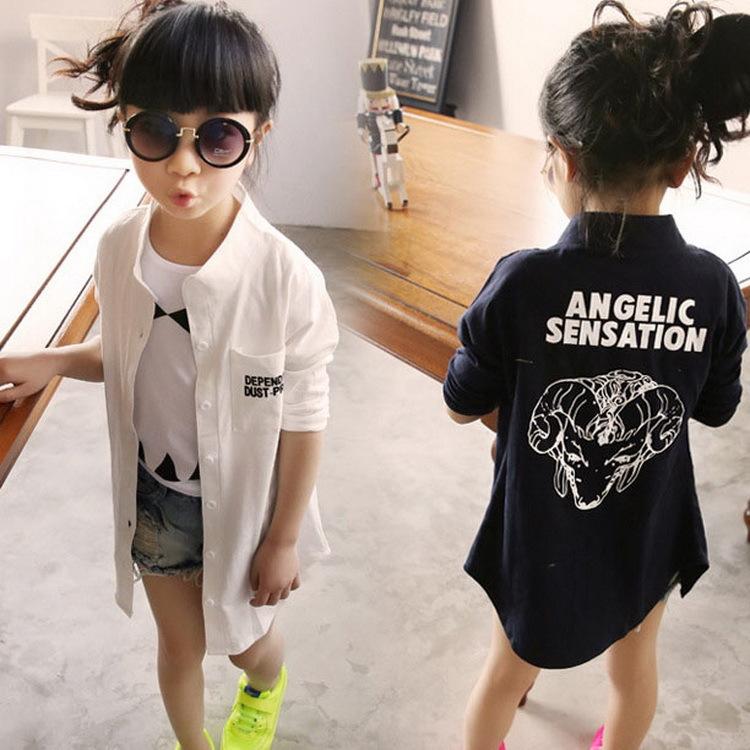 Блузка для девочек GETUBACK 2015 & , LC149