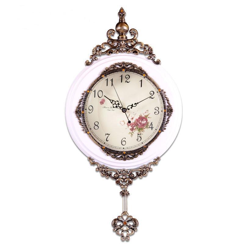 china wholesale Antique Wood Vintage wood crafts wall clocks(China (Mainland))
