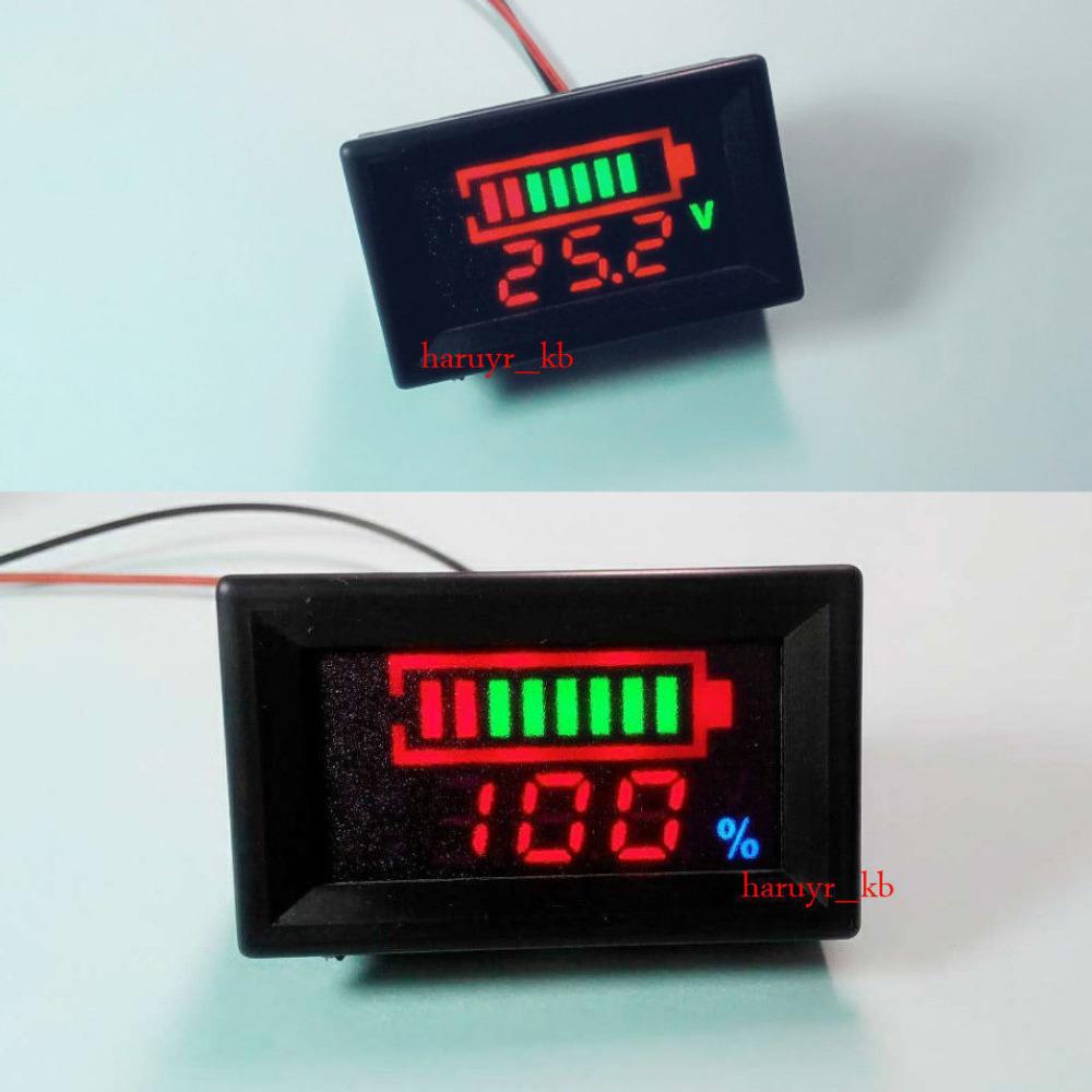 Тестер аккумуляторной батареи 12V 24v 36 48V