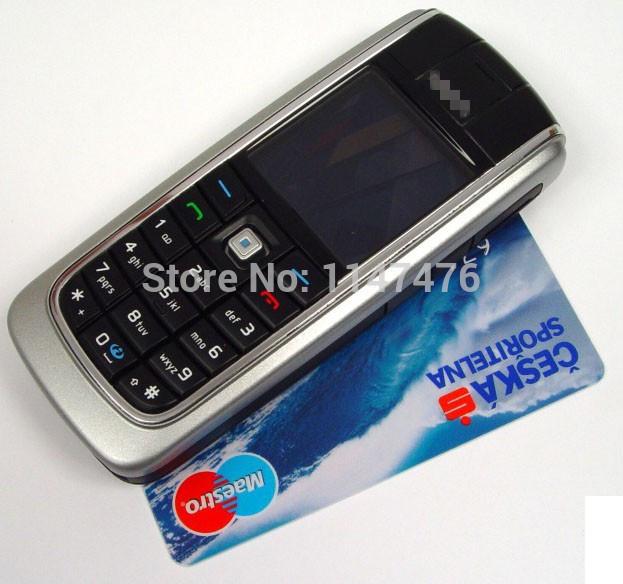 10 pcs/lot DHL Free shipping 6021 Original Unlocked fell phone 6021 mobile phone Triband Camera Vedio JAVA Cheap Cell Phone(China (Mainland))