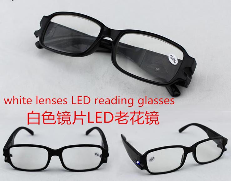 Из светодиодов чтение очки