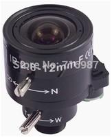 2.8-12mm manual varifocal zoom lens