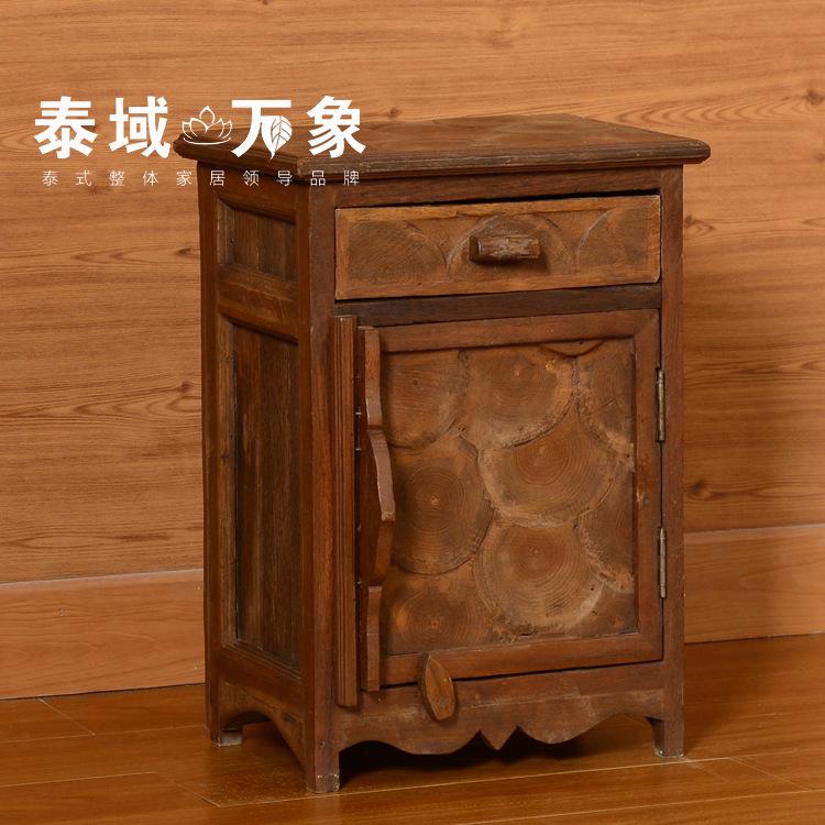 Personalizado Thai criativo decoração cabeceira sudeste asiático tailândia armários de armazenamento armários de decoração para(China (Mainland))