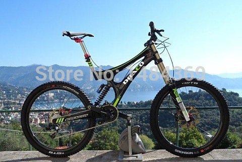 Velo de Descente Giant Vélo de Carbone Descente