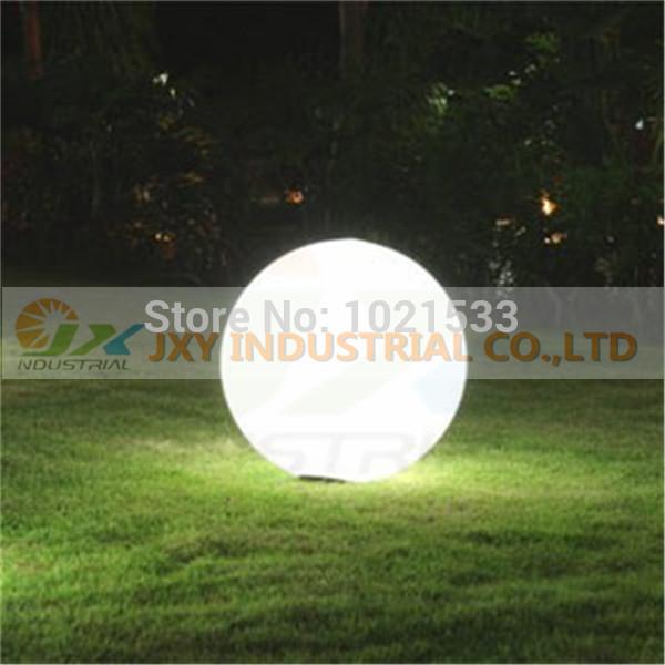 20 cm outdoor led ball/led globe/led sphere 16colors led garden ball light(China (Mainland))