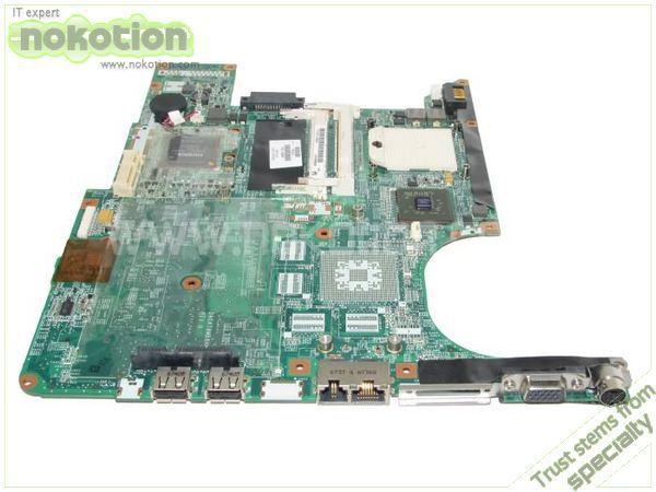 LAPTOP MOTHERBOARD for HP F500 F700 V6000 PAVILION DV6000 442875-001 AMD NVIDIA G06100 DDR(China (Mainland))